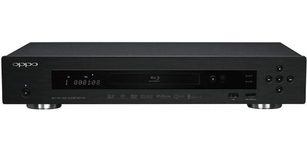 1 Oppo BDP-103D Darbee noir - Lecteurs Blu-ray - iacono.fr