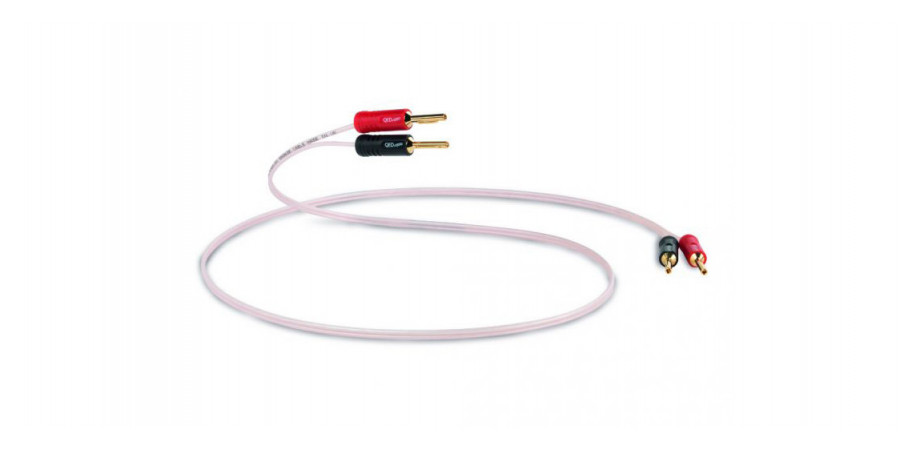 1 QED performance micro white - Connectiques audio - iacono.fr