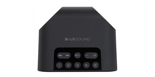 3 Bluesound pulse flex 2i noir - Enceintes sans fil - iacono.fr