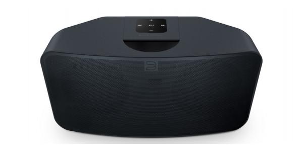 2 Bluesound pulse mini 2i noir - Enceintes sans fil - iacono.fr