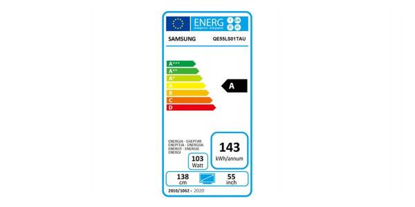 5 Samsung qe55ls01tauxxc - Écrans Led et Oled - iacono.fr