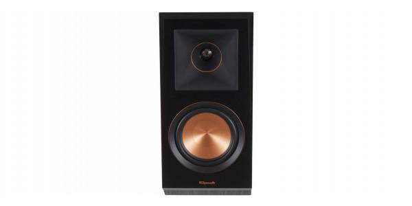 4 Klipsch rp-500sa ebony vinyl - Enceintes Atmos - iacono.fr