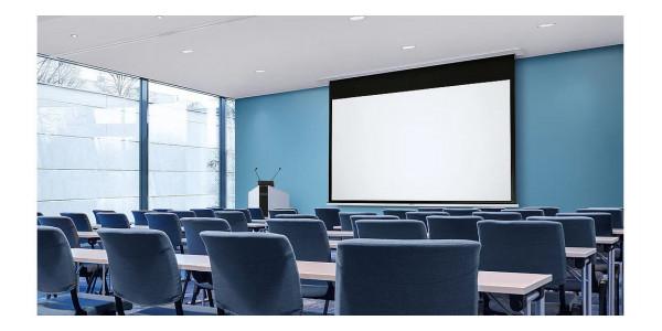 2 Lumene show place hd 200 c - Écrans de projection - iacono.fr