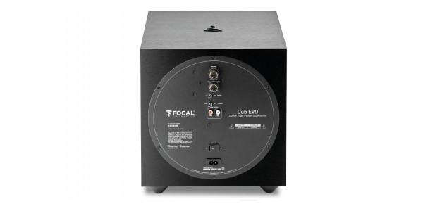5 Focal Pack Sib Evo 5.1 Noir - PACKS HOME-CINÉMA - iacono.fr