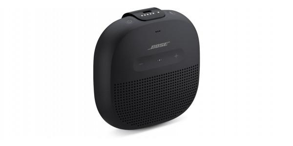 2 Bose Soundlink Micro noir ENCEINTES SANS FIL - iacono.fr