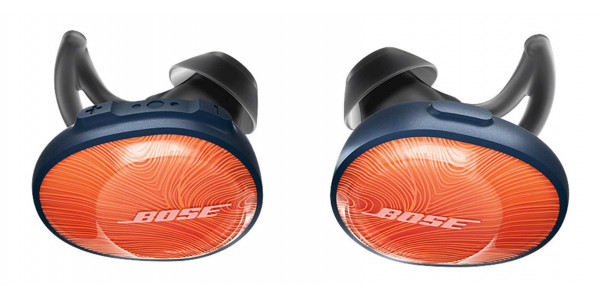 2 Bose SoundSport Free Orange - BOUTIQUE BOSE - iacono.fr