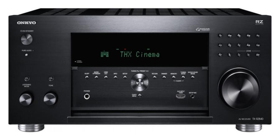 1 Onkyo TX-RZ840 noir - Amplificateurs home cinéma - iacono.fr
