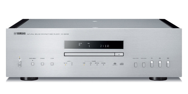 1 Yamaha CD-S2100 Silver - LECTEURS CD - iacono.fr