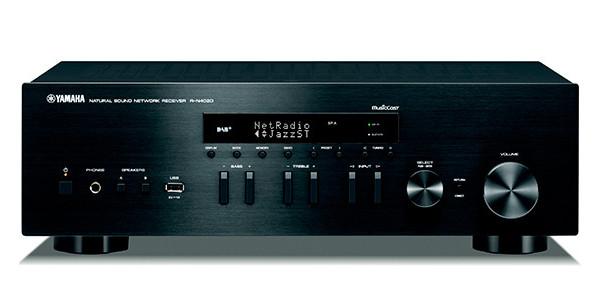 1 Yamaha MusicCast R-N402D Noir - AMPLIFICATEURS INTÉGRÉS - iacono.fr