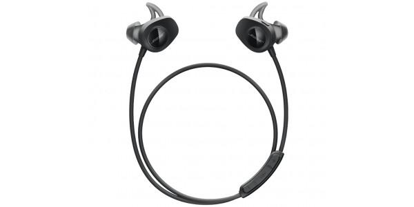 2 Bose Soundsport Wireless Noir