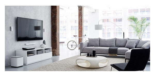 4 Lifestyle 600 in-wall blanc
