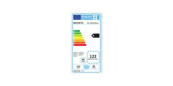 5 Sony kd-49xf8505 - ÉCRANS LED et OLED - iacono.fr