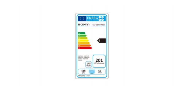 5 Sony kd-55xf9005 - ÉCRANS LED et OLED - iacono.fr