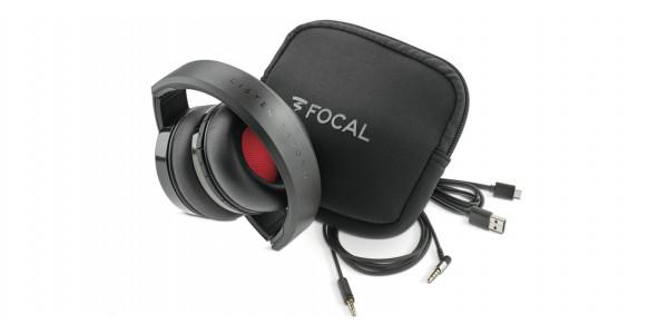 3 Focal Listen Wireless Noir - CASQUES HI-FI - iacono.fr