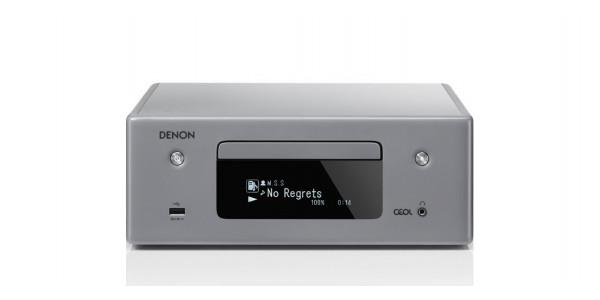1 Denon Ceol rcd-n10 gris - Chaînes compactes - iacono.fr