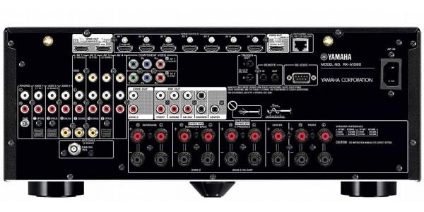 2 Yamaha rx-a1080 titane - AMPLIFICATEURS HOME-CINÉMA - iacono.fr