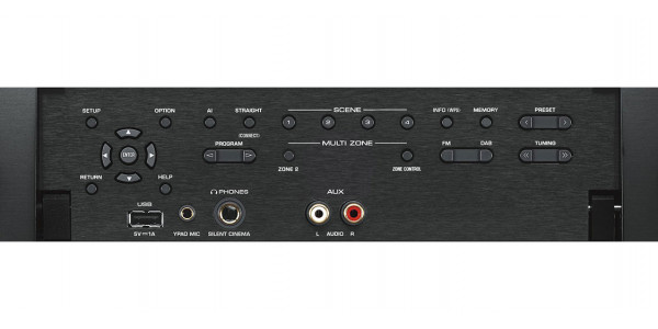 3 Yamaha rx-a1080 titane - AMPLIFICATEURS HOME-CINÉMA - iacono.fr