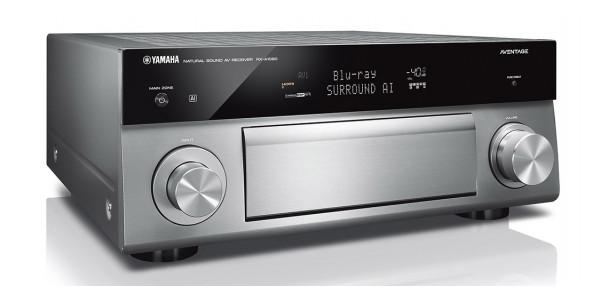 5 Yamaha rx-a1080 titane - AMPLIFICATEURS HOME-CINÉMA - iacono.fr