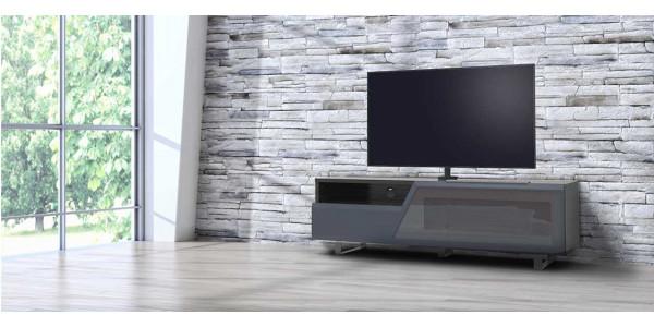 4 Kairos side ks160 gris foncé - Meubles TV / Vidéo - iacono.fr