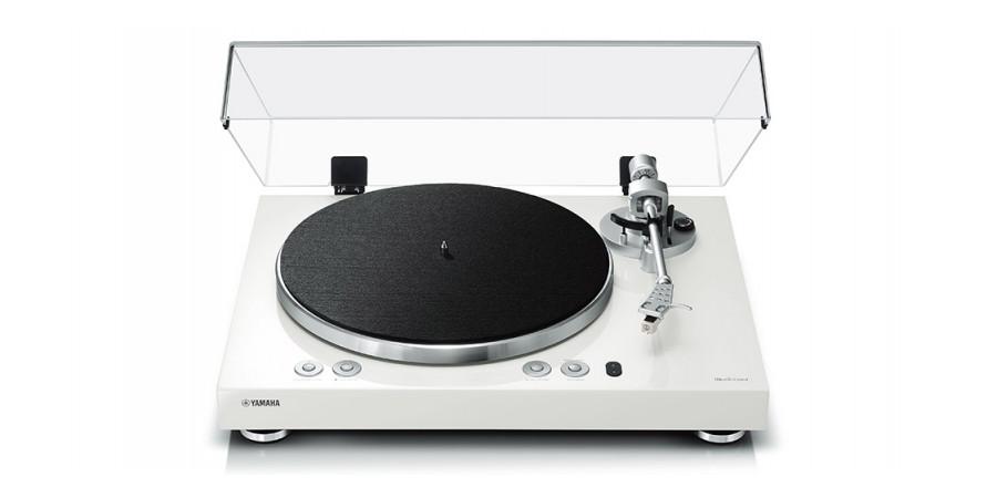 1 Yamaha musiccast vinyl 500 blanc - Platines vinyles - iacono.fr
