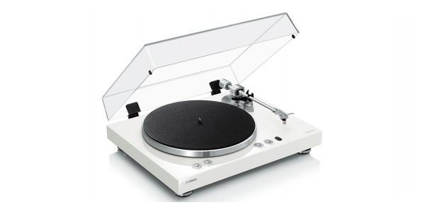 2 Yamaha musiccast vinyl 500 blanc - Platines vinyles - iacono.fr