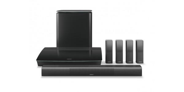 1 Bose Lifestyle 650 Noir