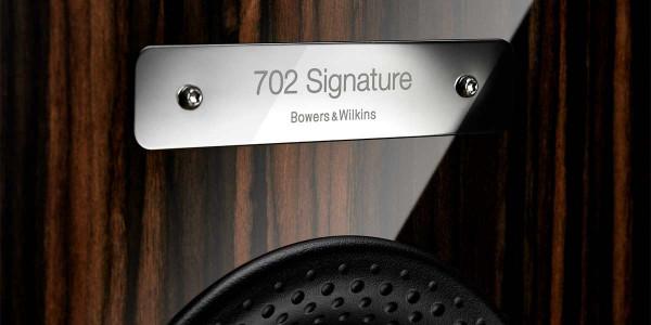 5 B&W 705 s2 signature - la paire