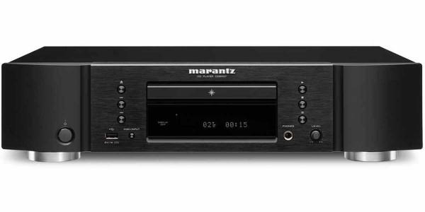 2 Marantz cd6007 noir
