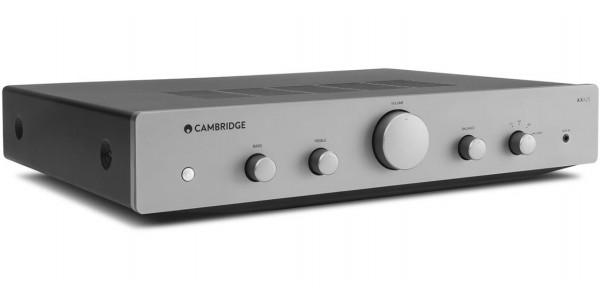 2 Cambridge audio ax a25 silver - Amplificateurs intégrés - iacono.fr