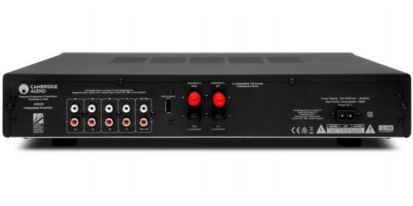 3 Cambridge audio ax a25 silver - Amplificateurs intégrés - iacono.fr