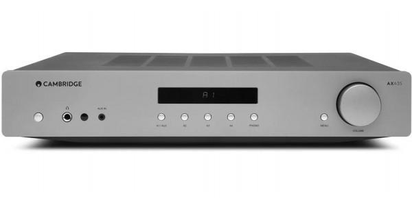 1 Cambridge audio ax a35 silver - Amplificateurs intégrés - iacono.fr