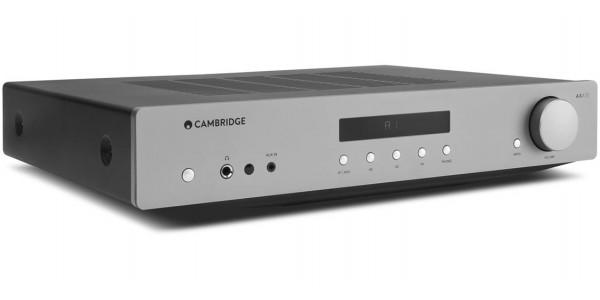 5 Cambridge audio ax a35 silver - Amplificateurs intégrés - iacono.fr