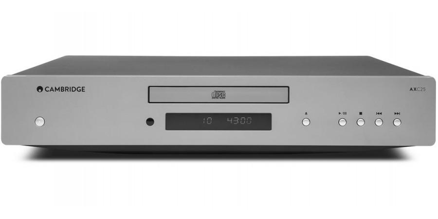 1 Cambridge audio ax c25 silver - Lecteurs CD - iacono.fr