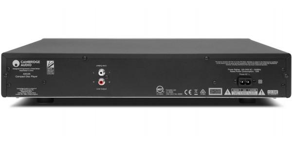 2 Cambridge audio ax c25 silver - Lecteurs CD - iacono.fr
