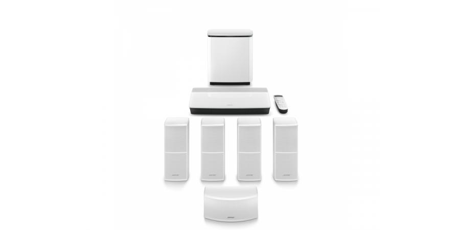 Bose Lifestyle 600 blanc