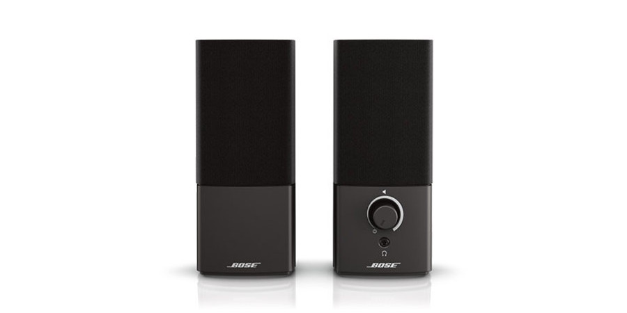 1 Bose companion 2 série 3 - Enceintes compactes - iacono.fr