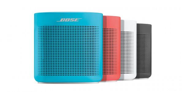 5 Bose SoundLink Color II Blanc - ENCEINTES SANS FIL - iacono