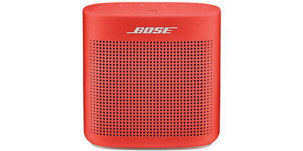 1 Bose SoundLink Color II Rouge - ENCEINTES SANS FIL - iacono
