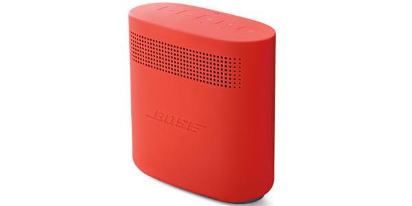 2 Bose SoundLink Color II Rouge - ENCEINTES SANS FIL - iacono