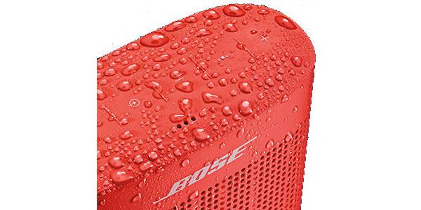 3 Bose SoundLink Color II Rouge - ENCEINTES SANS FIL - iacono