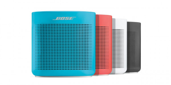 4 Bose SoundLink Color II Rouge - ENCEINTES SANS FIL - iacono