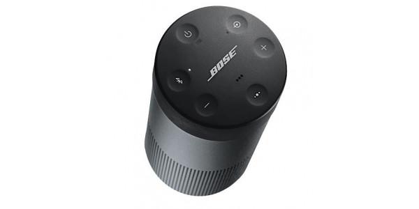 2 Bose SoundLink Revolve Noir - ENCEINTES SANS FIL - iacono.fr