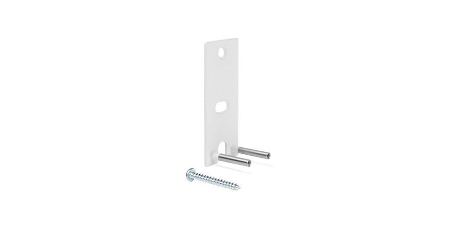 1 Bose Supports muraux OmniJewel Blanc
