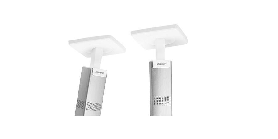 1 Bose Supports plafond OmniJewel Blanc (la paire)