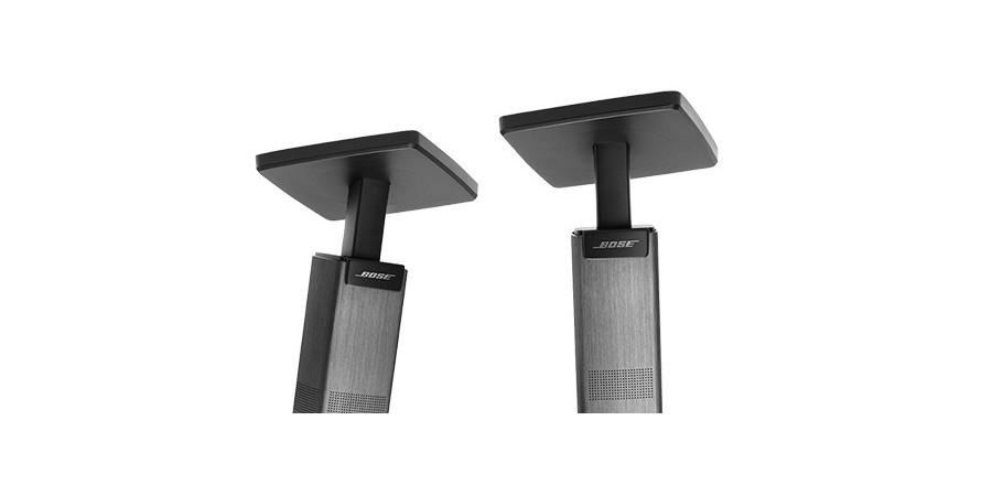 1 Bose Supports plafond OmniJewel Noir (la paire)