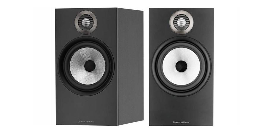 1 B&W 606 noir - prix unitaire