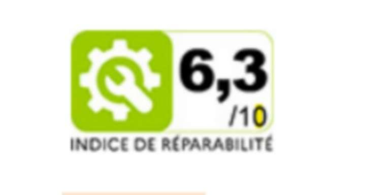 indice reparabilité Philips 55OLED806/12