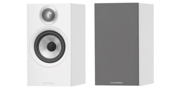 2 B&W 607 blanc - prix unitaire