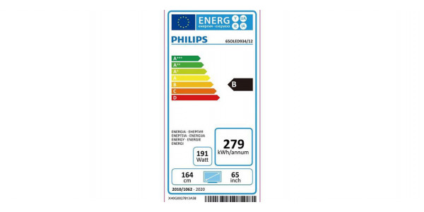 5 Philips 65oled934/12