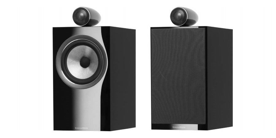 1 B&W 705 s2 gloss black - prix unitaire